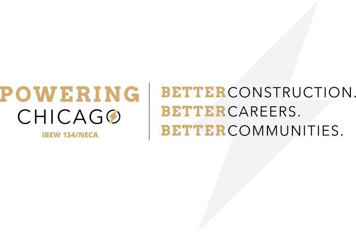 Powering Chicago tagline