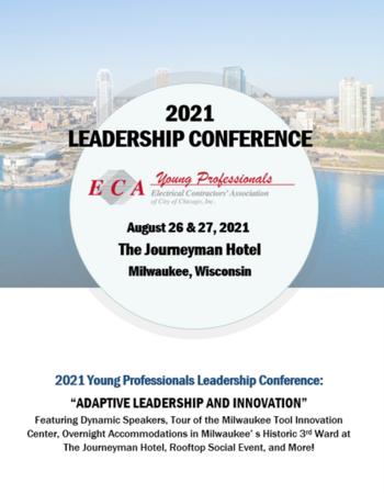 YP Conference Brochure Clip
