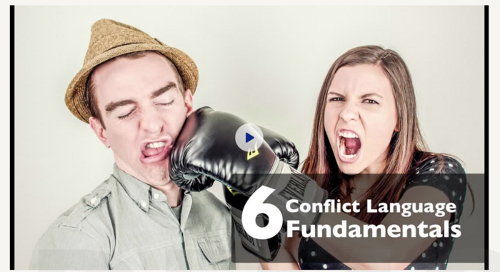 Conflict Resolution Video
