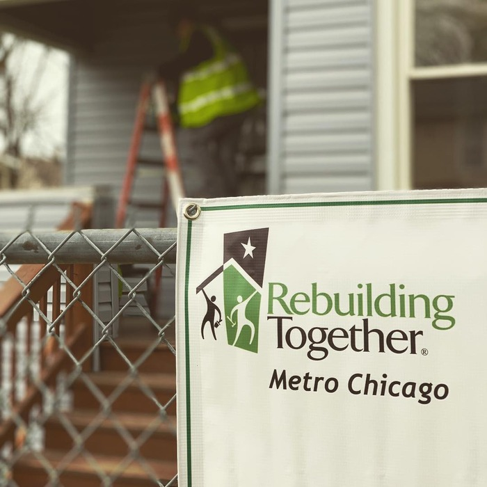 Rebuilding Together (formerly Christmas in April) Annual Build Day